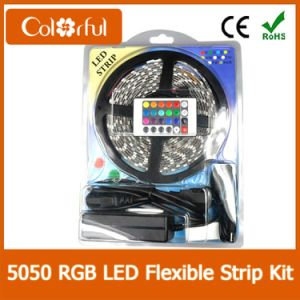 Latest Fashion RGB DC12V SMD5050 Ws2812b LED Strip pictures & photos