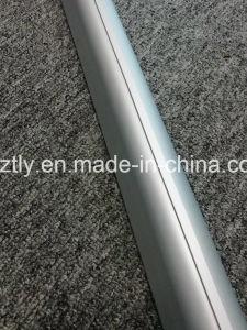 6063 Natural Anodized Aluminium /Aluminum Extruded Tubing pictures & photos