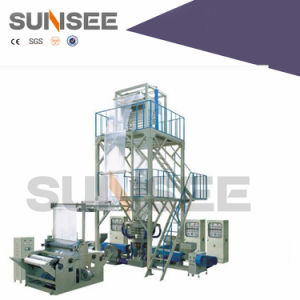 Two Layer Co-Extruding Rotary Die Blown Film Machine (professional) pictures & photos