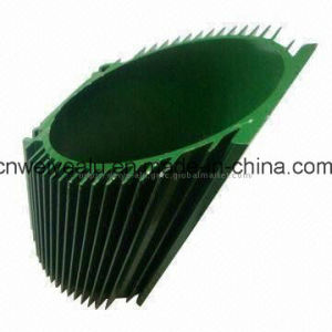 Industrial Use Aluminum Extruded Profile for Motors pictures & photos