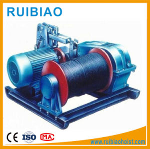 Good Quality Wire Rope Electric Winch (JM1) pictures & photos