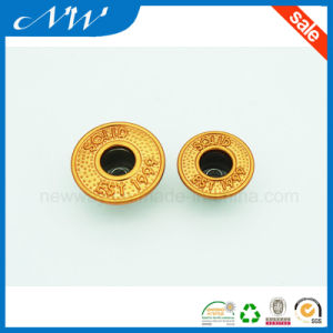 Hot Sale Metal Hole Shank Jeans Button with Different Color