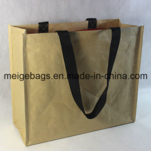 Eco-Friendly Tote Bag, Made of Biodegradable Paper pictures & photos