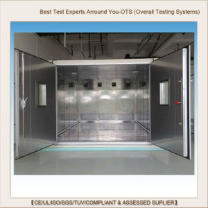 Stability Test Walk-in Panel Environmental Test Chamber for Vehicles pictures & photos