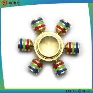 Funny Toys Fidget Spinner Colorful Hand Spinner pictures & photos