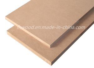 Plain MDF Board for Furniture and Decoratioin