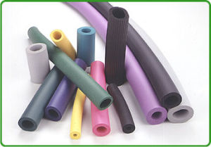 EPDM Insulation Foam Rubber Pipe/Tube pictures & photos