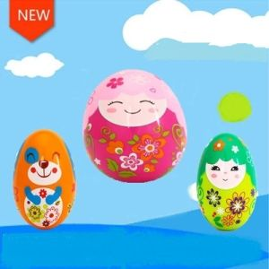 Kids Plastic Educational Orff Instruments Egg Shaker Baby Toy pictures & photos