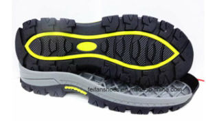Newest Style Shock Absorption Non-Slip Comfortable Sneakers TPR Outsole (NL1230-5) pictures & photos