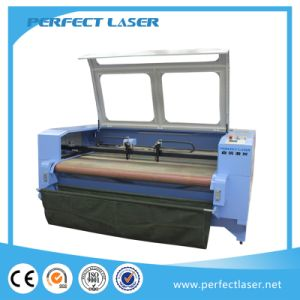 Bed Type Laser Engraving and Cutting Machine on Wood Glass pictures & photos
