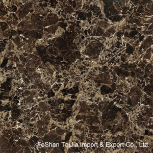 Full Polished Glazed 600X600mm Porcelain Floor Tile (TJ61003) pictures & photos