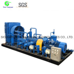 Natural Gas Water Cooling High Pressure Booster Compressor pictures & photos