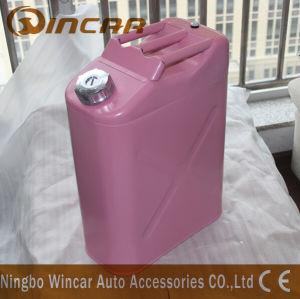 5L 10L 20L Fuel Petrol Metal Jerry Can with Flexible Spout