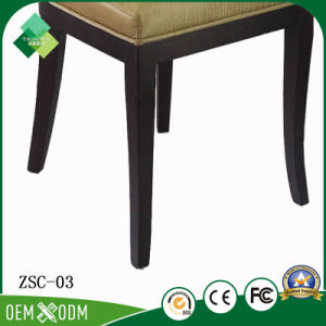 Arabic Style of Ashtree Dining Chair for Luxury Bedroom (ZSC-03) pictures & photos