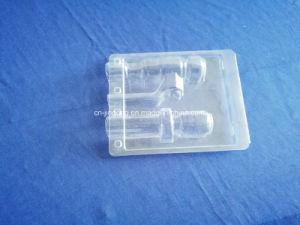 Custom Plastic PVC Clamshell Blister Packaging (blister box) Transparent Plastic Blister Clamshell Packaging Box (PVC package) pictures & photos