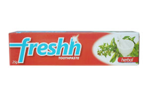 50g Toothpaste Strengthen Teeth Fresh Mouth455