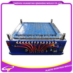 Plastic Injection Large Weight Consignment Tray Mould pictures & photos