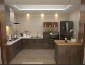 New Arrivial Hot Sale Kitchen Interior Cabinet Design (FOH-MKC1332) pictures & photos
