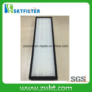 Panel Pleated Air HEPA Filter pictures & photos