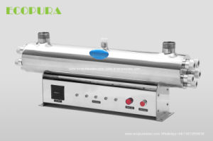Water Disinfection UV Sterilizer / Ultra-Violet Water Sterilizer pictures & photos