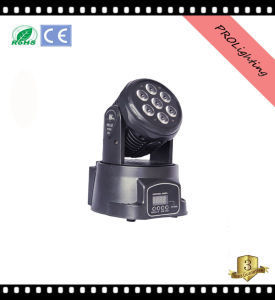 Prolighting 7PCS 10W LED RGBW 4in1 Moving Head