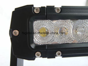 High Quality IP67 20W 6inch CREE LED Light Bar (GT3802-20W) pictures & photos