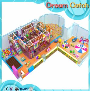 Ice Series Kids Indoor Soft Playground Equipment in Guangzhou pictures & photos
