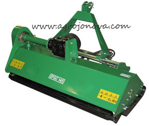 Tractor 3-Point Flail Mower Efgc with Ce