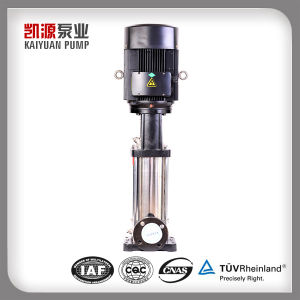 Qdl Qdlf Stainless Steel Material AISI201 304 316 Vertical Centrifugal Water Pump pictures & photos