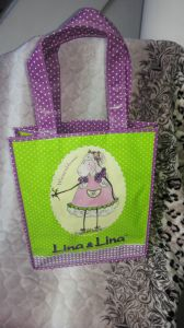 Recycle Carrier Hand Shopping Laminated PP Woven Bag pictures & photos