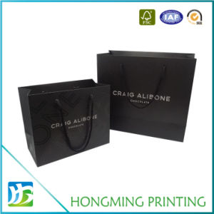Wholesale Cute Printed Gift Paper Bag Shopping pictures & photos