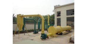 China Good Quality Sawdust Rotary Dryer for Sale pictures & photos