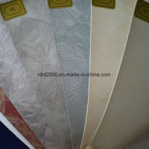 PU Furniture, Sofa Leather (HL25-03) pictures & photos