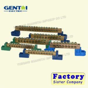 Plastic Terminal Blocks, Screw Terminal Block Connector pictures & photos
