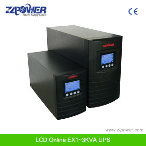 UPS Systems 1KVA-3KVA, Sai, Double Conversion Online UPS (EX Series) pictures & photos