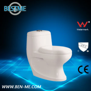 Cheap Price Hotel Washdown One-Piece Toilet pictures & photos