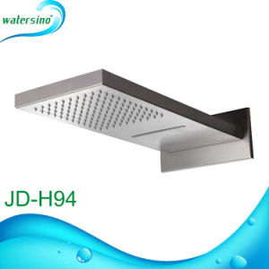 Double Functions Stainless Steel 304 Ceiling Rainfall Shower Head for Bathroom pictures & photos
