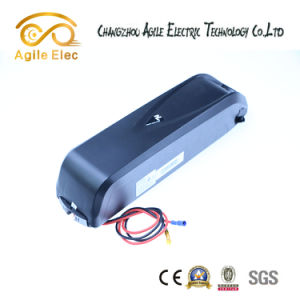 48V 11.6ah Lithium Down Tube Electric Bike Battery with Charger pictures & photos