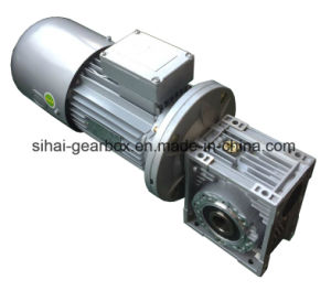 Machines Speed Reduction Gear Box with Break System Motor pictures & photos