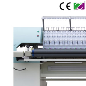Custom Shoes Embroidery Machine for Clothes pictures & photos