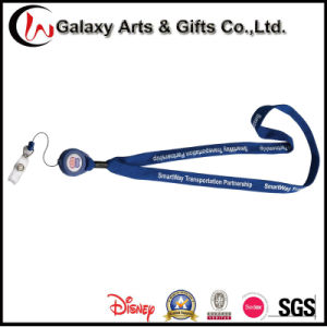 Polyester Retractable Lanyard/Tubular Lanyard/Neck Lanyard Badge pictures & photos