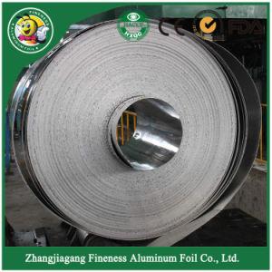 Professional Embossed Aluminium Foil Jumbo Rolls pictures & photos