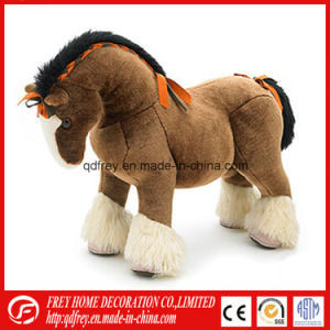 Hot Sale China Toy of Plush Horse for Gift