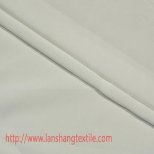 Chemical Fabric Dress Satin Polyester for Full Dress Sleeping Wear pictures & photos