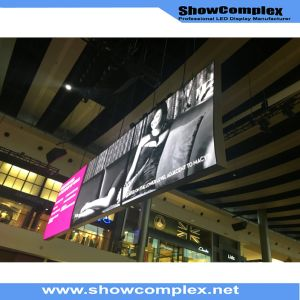 Indoor Full Color Rental LED Video Wall with Ce Approved Cabinet (pH4.81) pictures & photos