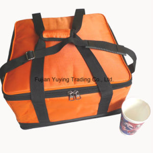 Picnic Tote Bag Organizer Cooler Bag (YYCB049) pictures & photos
