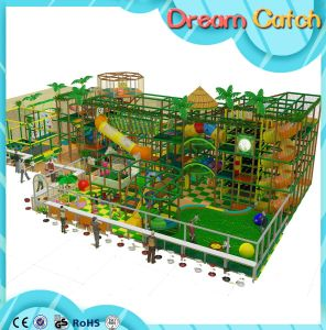 Ce Safe Lovely Kids Commercial Indoor Soft Playground pictures & photos