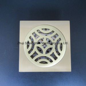 Sanitary Fitting Brass Floor Drain pictures & photos