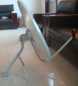 Ku Band Satellite Dish Antenna Mesh Dish Antnena Outdoor TV Receiver pictures & photos