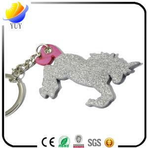 Shine Animal Shape PU Keyring Key Holder pictures & photos